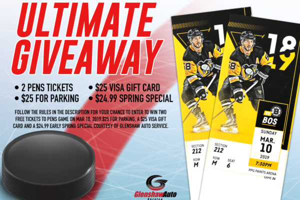 Enter to Win Penguins Tickets Grande Finale