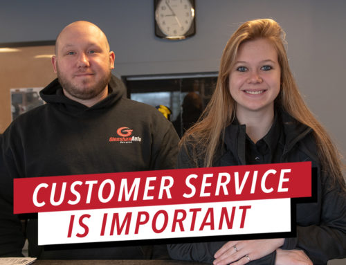 Why is customer service important in the automotive industry?