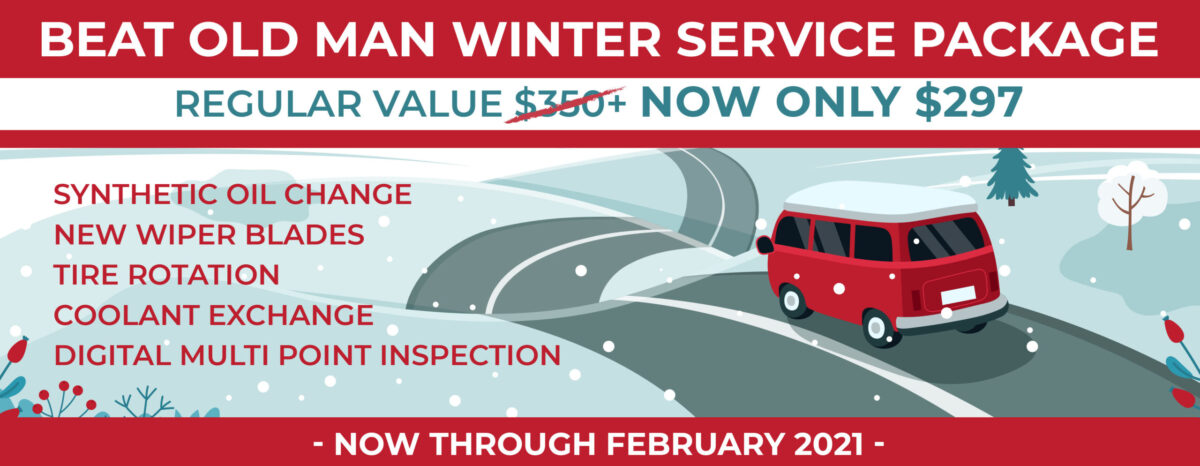 Old Man Winter Service Package Slider