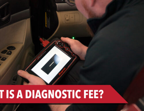 What Is A Diagnostic Check And Fee For Your Vehicle?